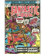 The Fantastic Four Comic Book #152 Marvel Comics 1974 FINE- - $8.33