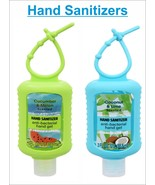 Hand Sanitizer Travel Size Antiseptic Alcohol Based Compare to Purell-2 ... - $9.95