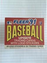 1991 Fleer Update Baseball Factory SEALED Set - $4.99