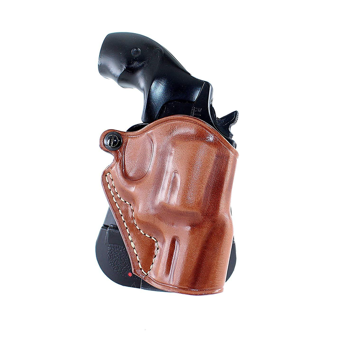 Leather Paddle Holster Fits Charter Arms and 27 similar items