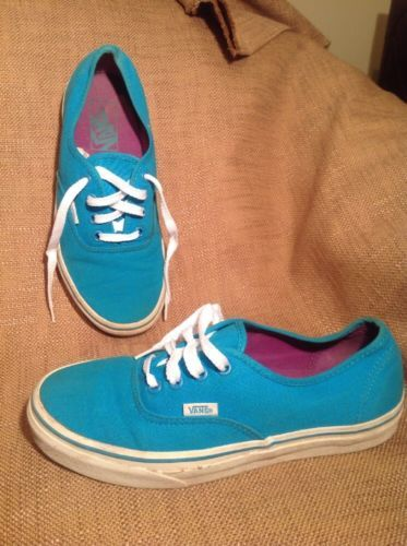 4fe30c32fa Vans Aqua Unisex Off The Wall Sneakers Men and 50 similar items. 12