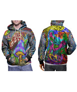 DMT Collection #2 Men's Zipper Hoodie - $49.80+