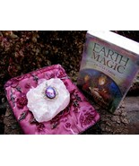 Essential Love Kit, Djinn, Amulet, Gemstone, Tarot Cards & Bag Deluxe Ha... - $599.99