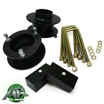 """3.5"""" Front + 2"""" Rear Complete Lift Kit 4"""" Axle 4WD 1994-2002 Dodge Ram 2... - $154.00"""