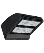 10,400 Lumens LED Rotating Wall Pack - 80 Watt - 5000K - LED Wall Pack -... - $110.99