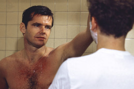 Jack Nicholson and Art Garfunkel in Carnal Knowledge barechested Taking Shower 2 - $23.99
