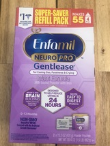 Enfamil Neuropro Gentlease Infant Formula Exp 12-01-21 - $32.99