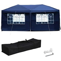 Topeakmart 10x20' Pop Up Canopy Shade EZ Up Party Tent Instant Folding C... - $133.49