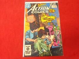 Action Comics #554 (Apr 1984, DC) VF Comic Book - $8.59
