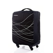 Samsonite Foldable Luggage Cover Medium, Black - $37.06