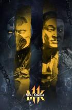 Final Kombat 11 Poster 2020 Video Edition Game Art Print Size 24x36 27x4... - $10.90+