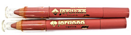 LOT OF 2 Jordana Lipstick Hazy Mauve - $9.49