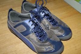 Womens/Ladies  PUMA ~ SPEED CAT SNEAKERS  Shoes Blue/Grey  8.5   NICE! - $23.74
