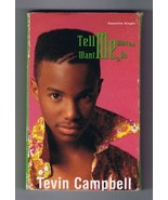 Tevin Campbell Tell Me What You Want to Do VINTAGE 1991 Cassette Tape - $9.89