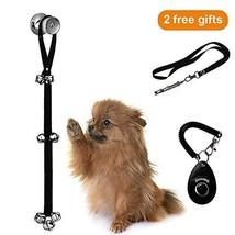 iBesi Dog Door Bells for Potty Training, AdjustableDog Whistle to Stop ... - $17.51 CAD