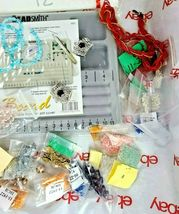 JEWELRY MAKING DIY BEAD BOARD, BEADS & BEADING MATERIAL See Photos (Bx12) image 3