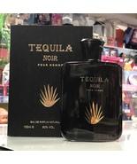Tequila Noir Pour Homme by Tequila Perfumes for Men 3.3 fl.oz / 100 ml E... - $92.98