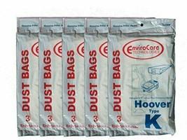 15 Hoover K Spirit Bags Encore Supremacy Older Runabout s4010028K 401010... - $15.14