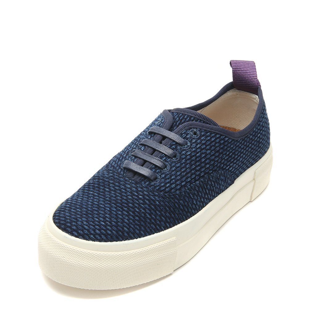 Eytys Unisex Mother Kendo Fashion Sneakers MOTHERKENDO (35, Washed Navy)