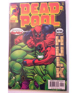 Deadpool #4 - 1997 Kelly McGuinness Series - 1st Printing - Hulk - $24.88
