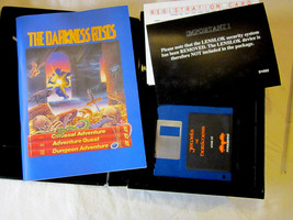 """1987 Atari ST """"Jewels Of Darkness"""" with case 