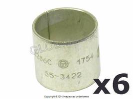 BMW E30 E31 Z3 E36 E39 E46 E60 E85 etc (1984-2006) Wrist Pin Bushing (6) GLYCO - $42.70
