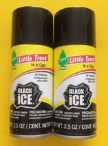 Little Tree in a Can, 2 Cans Car Air Freshener ... - $9.20