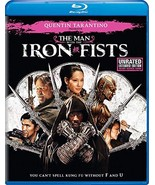 The Man with the Iron Fists [Blu-ray + DVD] - $3.95