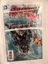 #23 Aquaman 3D Ocean Master #1 2013 DC Comics B409 - $4.39