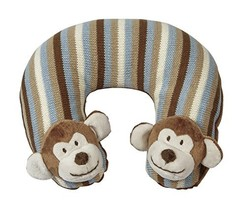 Maison Chic Travel Pillow, Mike The Monkey image 1