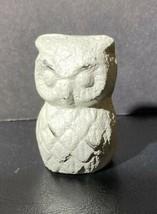 Heavy metal Mini Owl Figure - $9.41