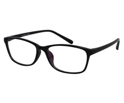 EBE Bifocal Reading Glasses Mens Womens Retro Style Buddy Holly Black Acetate - $26.03