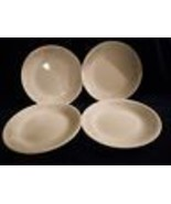"""4 Corelle by Corning """"Apricot Gold"""" 6 3/4"""" Bread & Butter Plates - $6.92"""