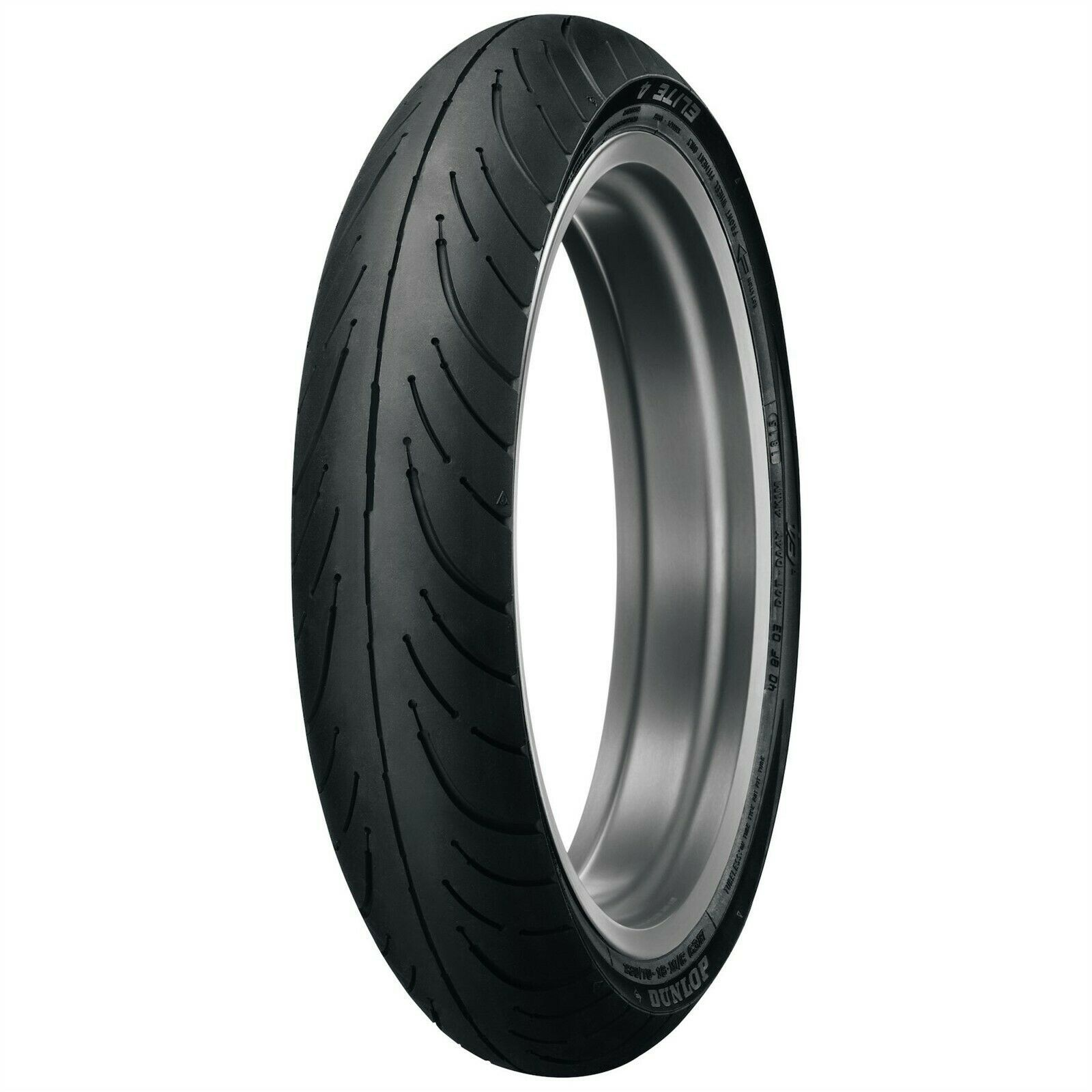 New Dunlop Elite 4 110/90-19 Bias Front Motorcycle Tire 62H High Mileage