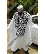 Odeneho Wear Men's 4 Pieces Set Shadda Agbada. African Clothing.All Colors. - $341.55+