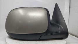 2003-2007 GMC SIERRA Passenger Right Side View Power Door Mirror Gray 42075 - $49.55