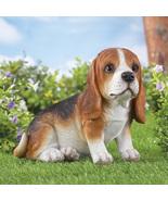 Buddy Beagle Dog Garden Statue - $23.50