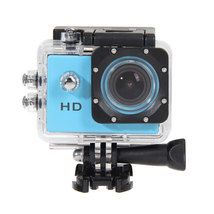 Sports Action Camera Waterproof - Blue - $26.99