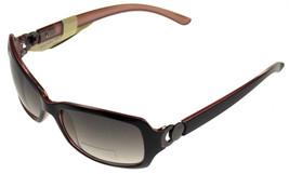 Levi Strauss DOCKERS Womens Sunglasses 100% UV Oval Brown Pink Plastic 5... - £24.90 GBP