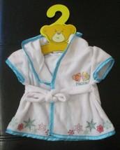 Build A Bear Workshop Disney Frozen Elsa & Anna Bath Robe With Hanger - $12.86