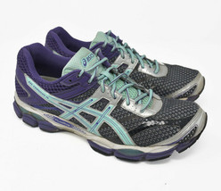 Asics Gel Cumulus 16 Women's Sz 12 EU 44.5 Running Hiking Trail Shoes T489N - £22.60 GBP