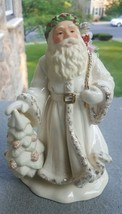Lenox Porcelain Classic Kris Kringle COLORFUL Toy Bag SANTA Limited Edition - $14.99