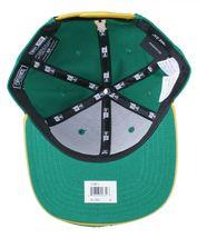 Crooks & Castles New Era Purple/Yellow or Khaki Chain C Snapback Hat image 8
