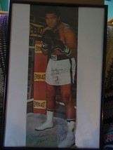 Muhammad Ali rare  Signed Poster - $250.00