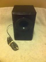 SONY SPEAKER  SRS-D21  ACTIVE SPEAKER SYSTEM--FREE SHIP--GC - $35.19