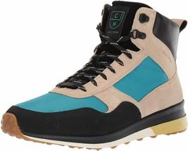 Mens Cole Haan Grandpro Hiker Boot - Light Beige/Blue Green, Size 9.5M [... - $159.99