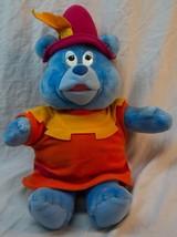 VINTAGE 1985 Fisher-Price Disney Gummi Bears TUMMI GUMMI Plush STUFFED A... - $39.60