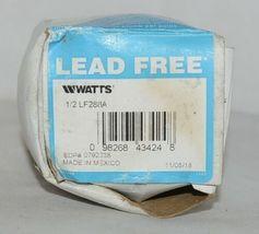 Watts Lead Free 1/2 Inch LF288A  Anti Siphon Vacuum Breaker image 4