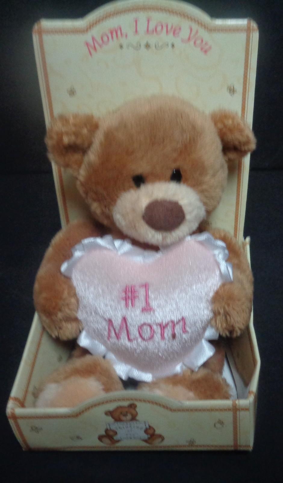 GUND Mini Bear #1 Mom I Love You