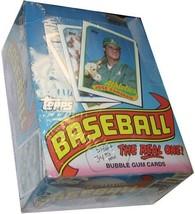 1989 Topps Baseball Cards Box (36 packs) [Toy] - $44.98